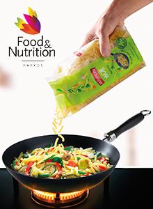 Milaneza distinguida com Prémio no Food & Nutrition Awards