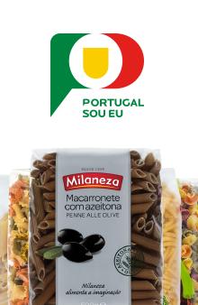"""Produtos Milaneza recebem o selo do Programa """"Portugal Sou Eu"""""""